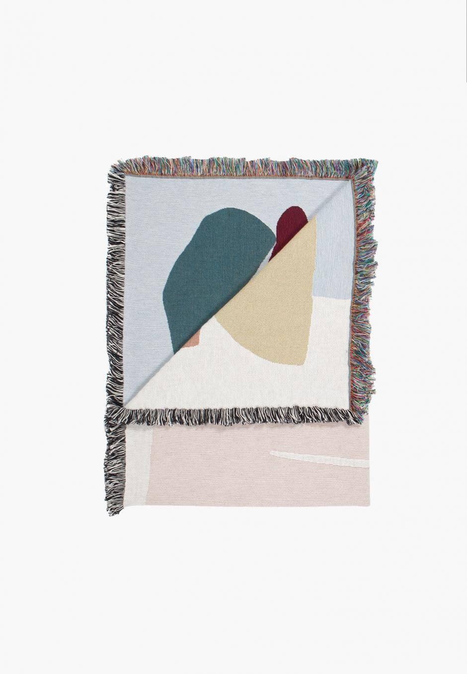 Slowdown Studio Arthur Throw - Laurie Maun