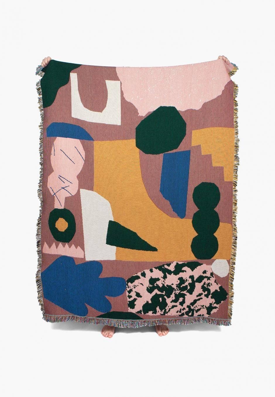 Slowdown Studio Wyatt Throw - Amélie Lehoux