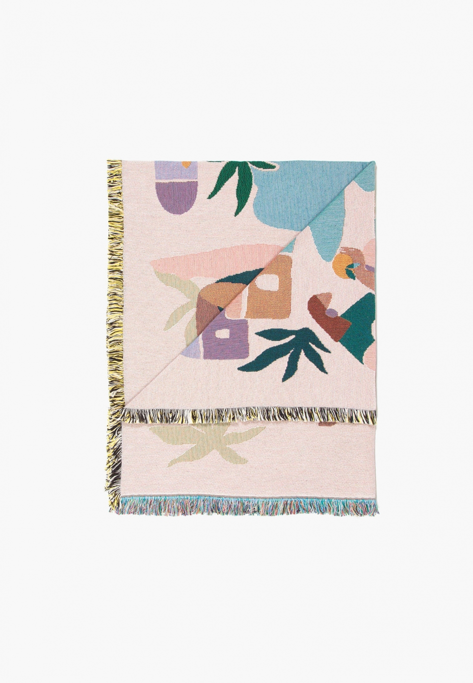 Slowdown Studio Ayers Throw - Maggie Stephenson