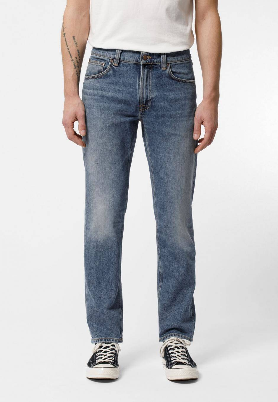 Nudie Jeans Gritty Jackson Old Gold