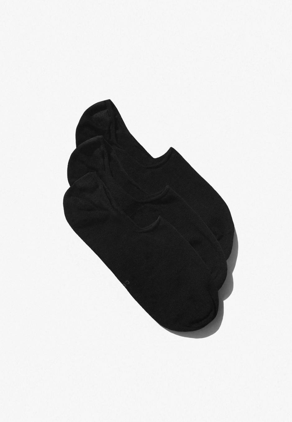 CDLP Low-Cut Socks 3-pack
