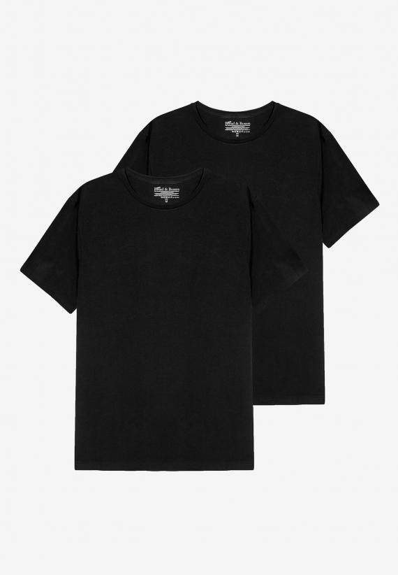 Bread & Boxers Crew Neck 2-pack