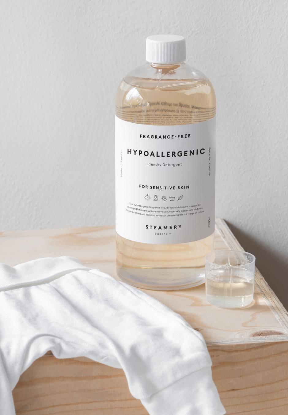 Steamery Hypoallergenic tvättmedel
