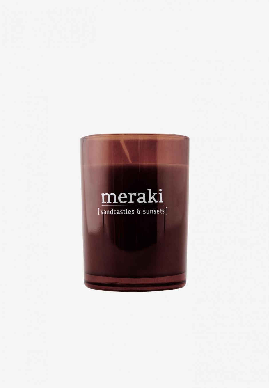 Meraki Scented Candle Sandcastles & Sunsets