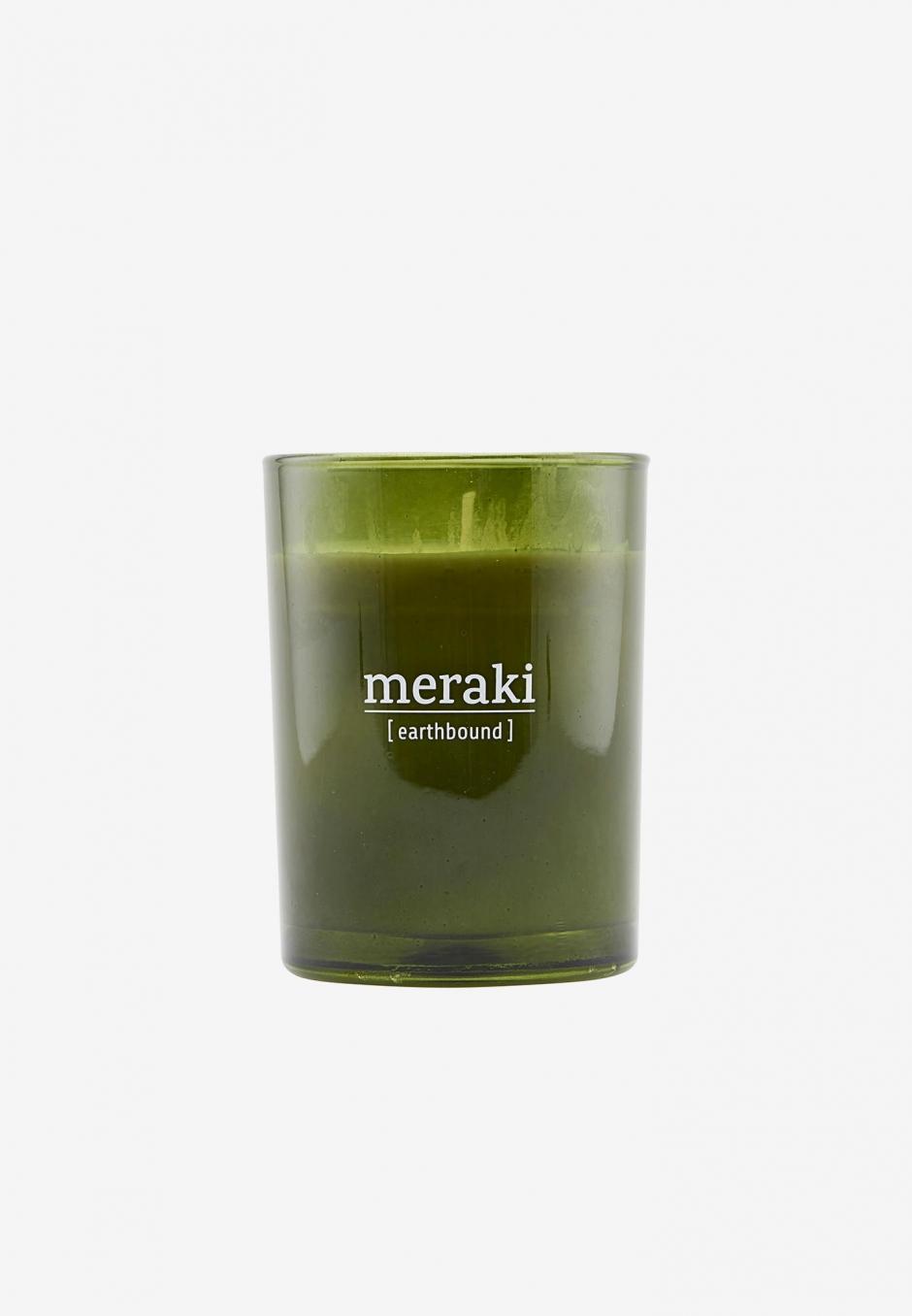 Meraki Scented Candle Earhtbound