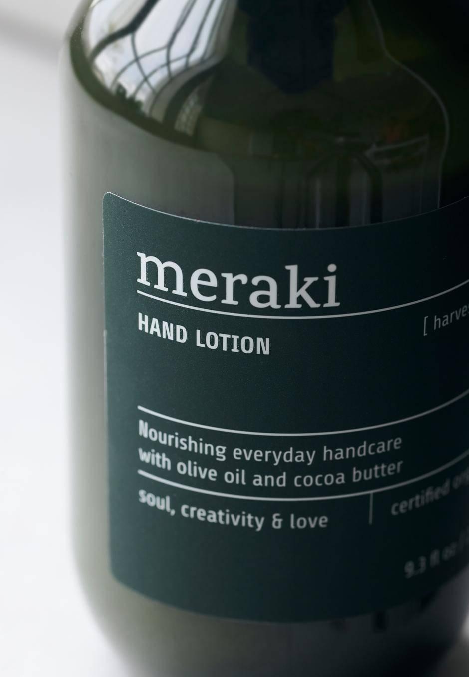Meraki Hand Lotion Harvest Moon