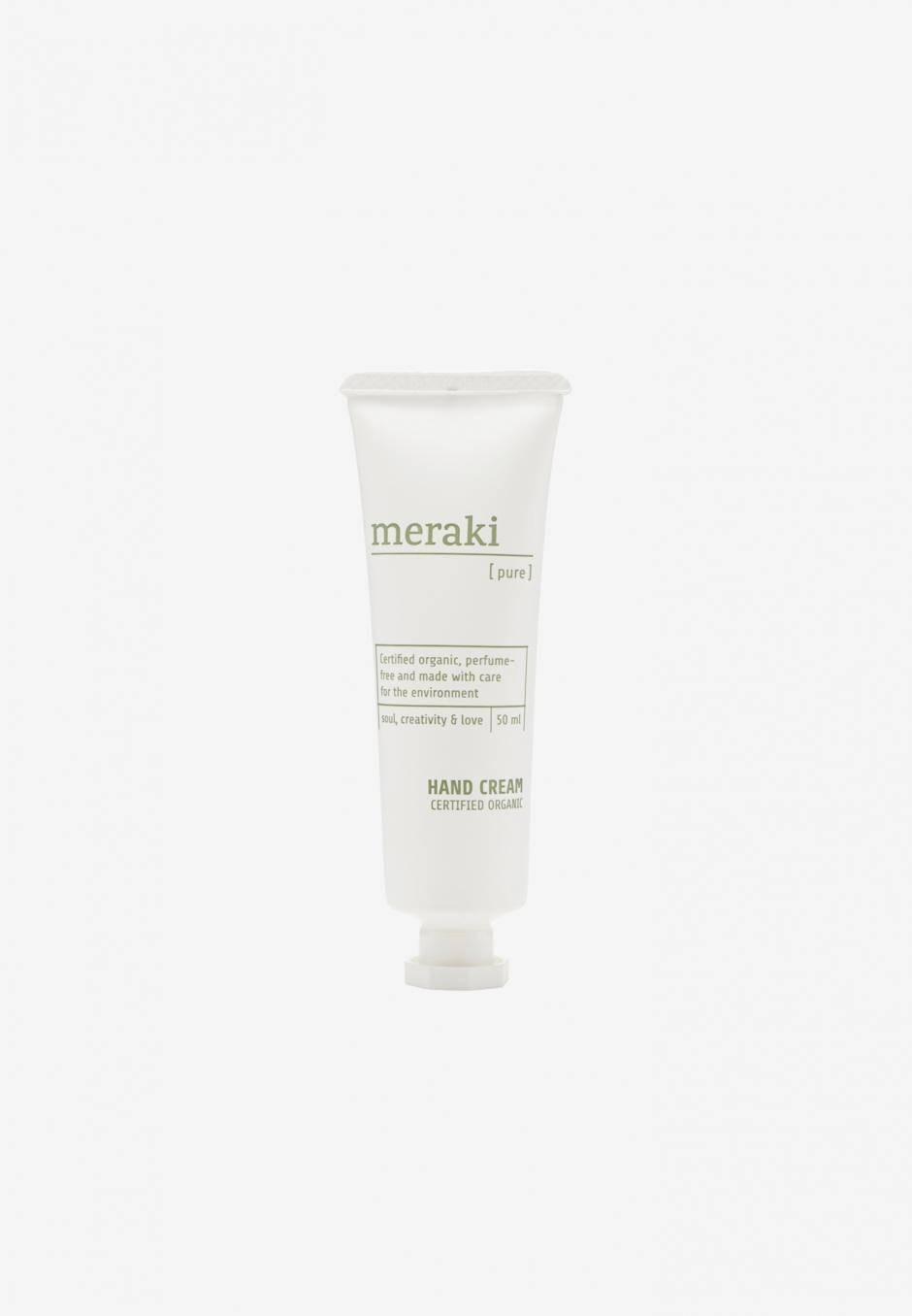 Meraki Hand Cream Pure