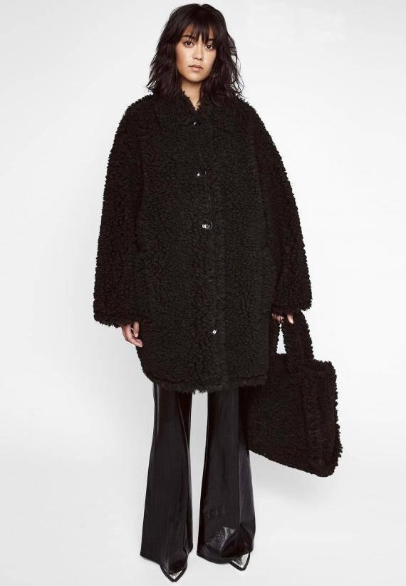 Stand Studio Jacey Fur Jacket