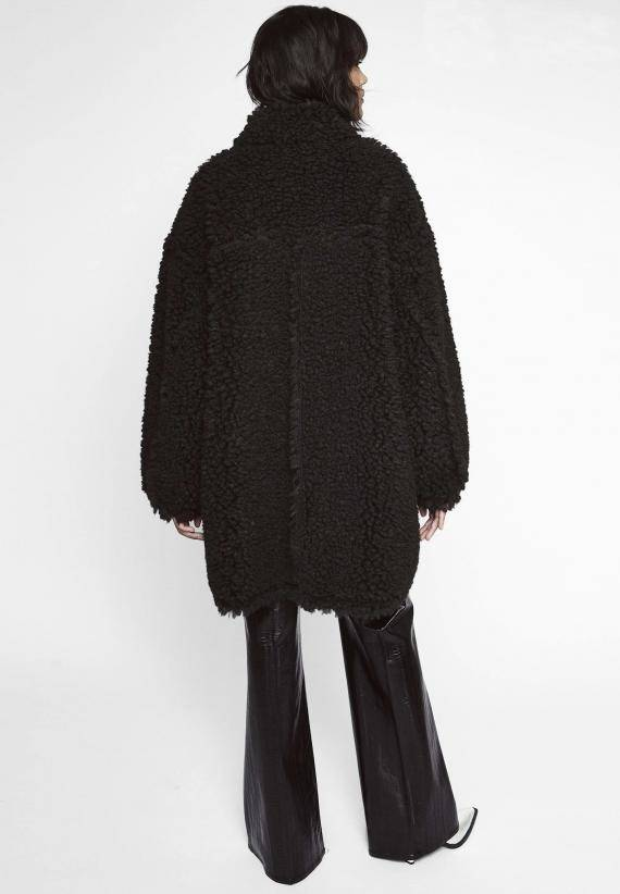 Stand Studio Jacey Fur Jacket