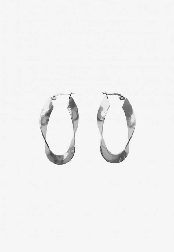 Wos Twist drop Earrings