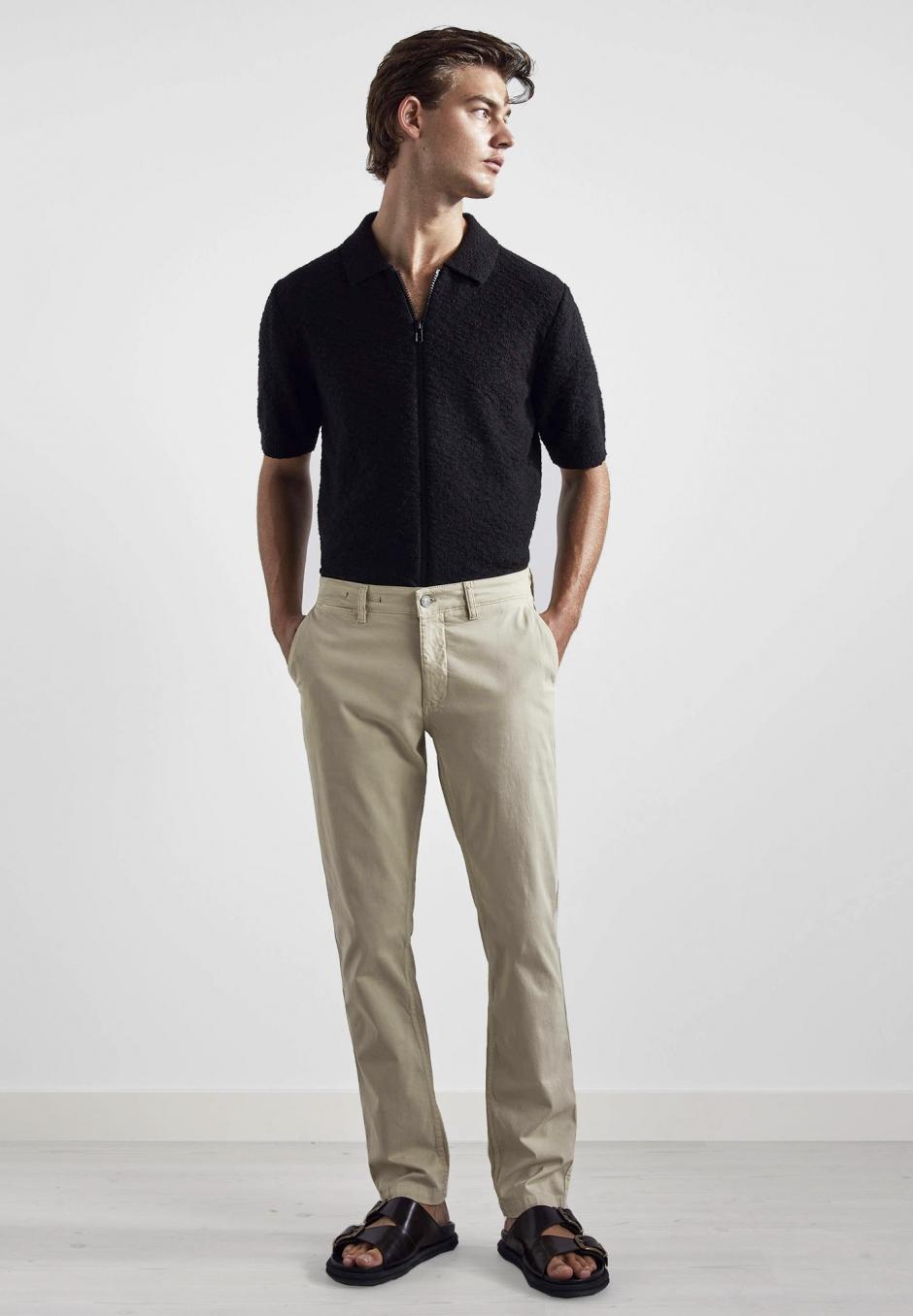 NN07 Marco 1400 Slim Cotton Chino Kit