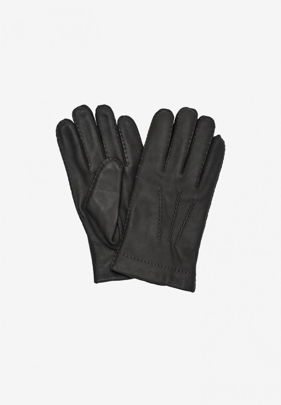 Amanda Christensen Mens gloves Leather