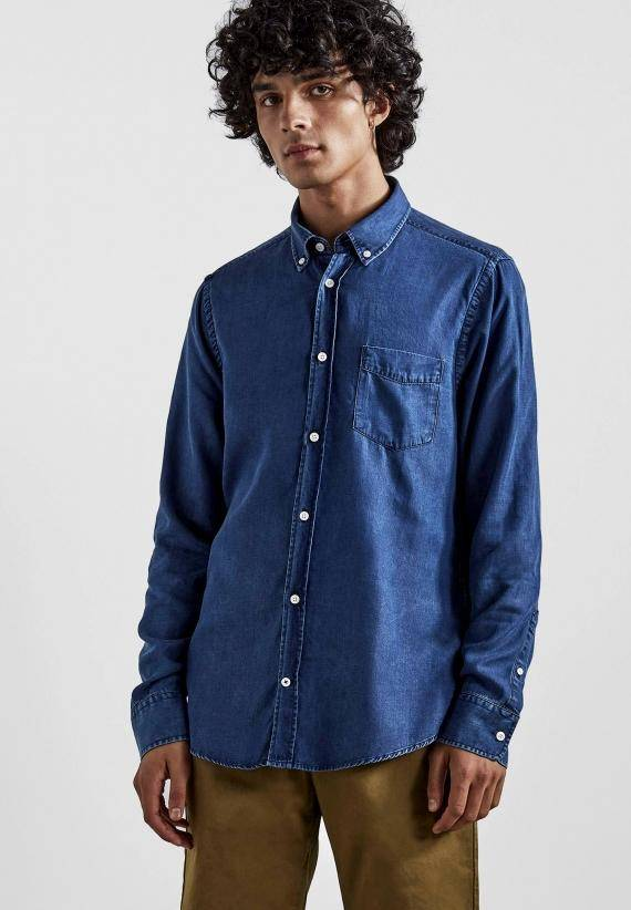 NN 07 Manza Slim Tencel Shirt