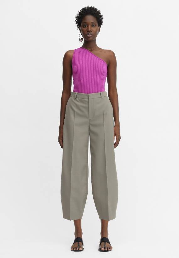 Rodebjer Aia Pant Olive Leaf