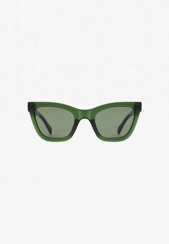 A.Kjærbede Big Kanye Dark Green Transparent