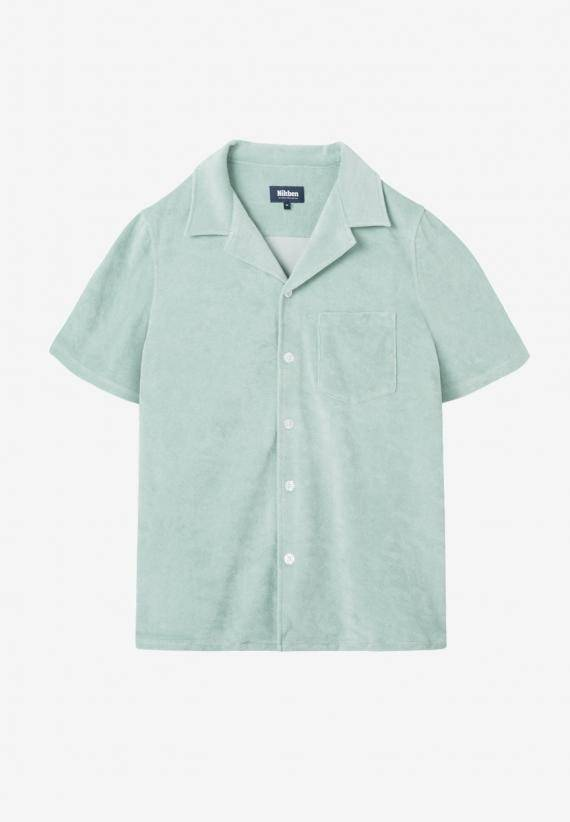 Nikben Bowling Terry Shirt Icy Moon