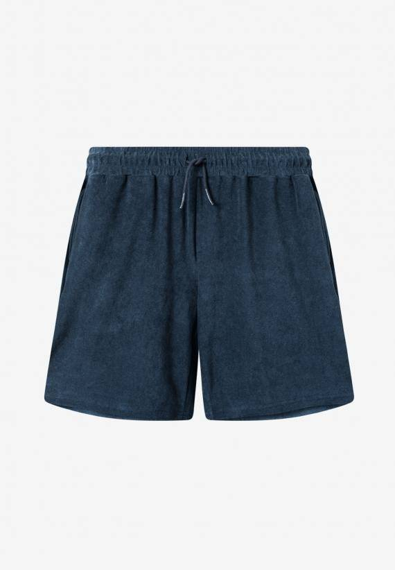 Nikben Terry Shorts Navy