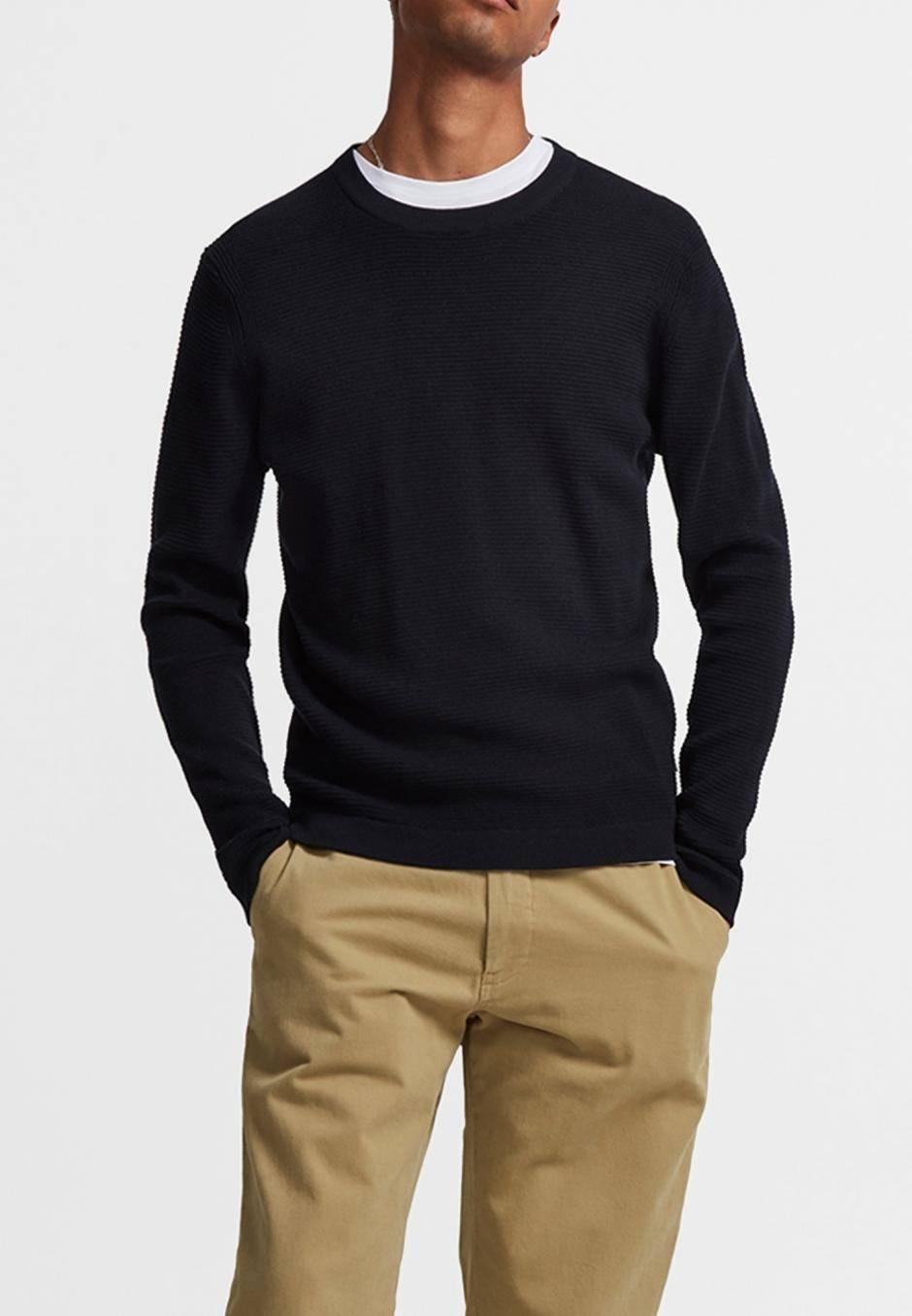 NN07 Julian 6194 Cotton Sweater