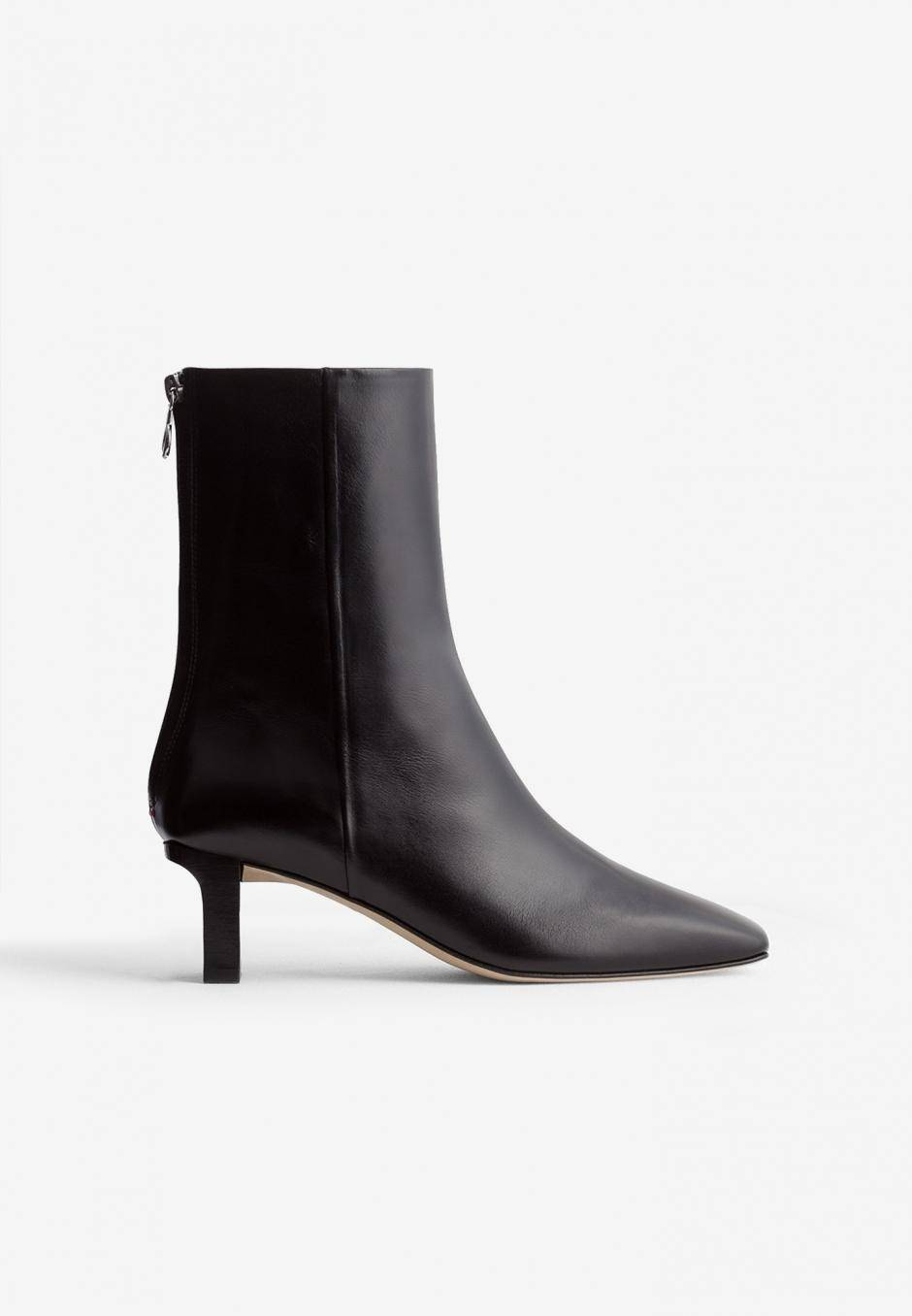 Aeydē Tilly Leather Black