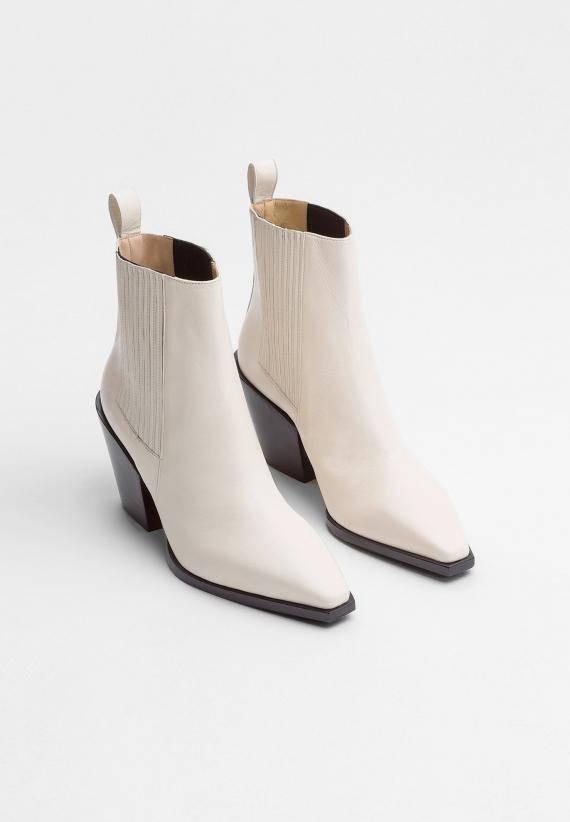 Aeydē Kate Nappa Leather Creamy