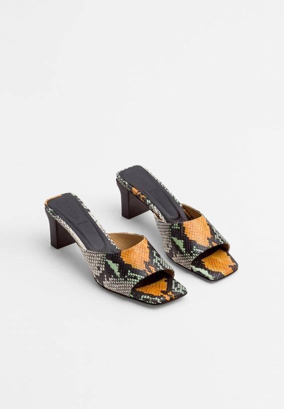 Aeydē Katti Leather Snake