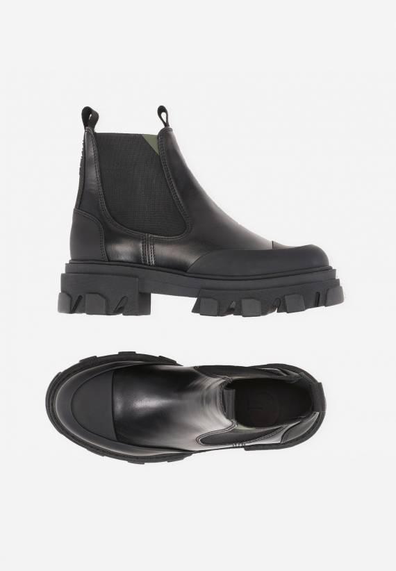 Ganni Low Chelsea Boot