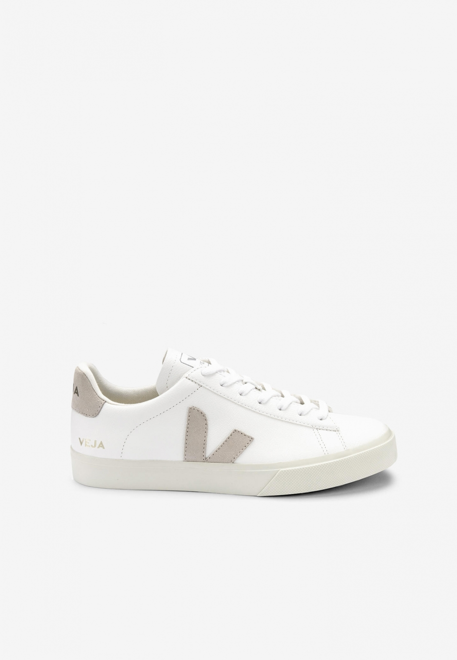 Veja Man Campo Chromefree Leather White Natural