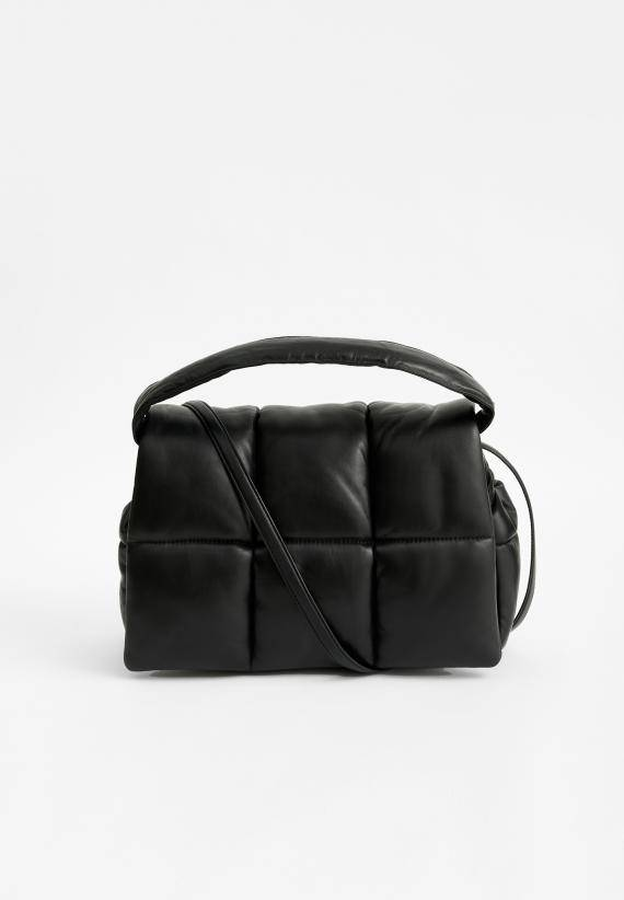 Stand Studio Wanda Leather Clutch Bag
