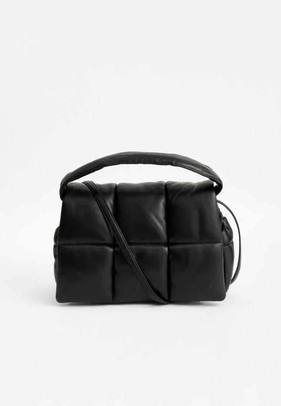 Stand Studio Wanda Leather Clutch Bag