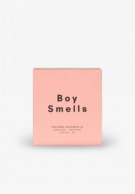 Boy Smells Cedar Stack Candle