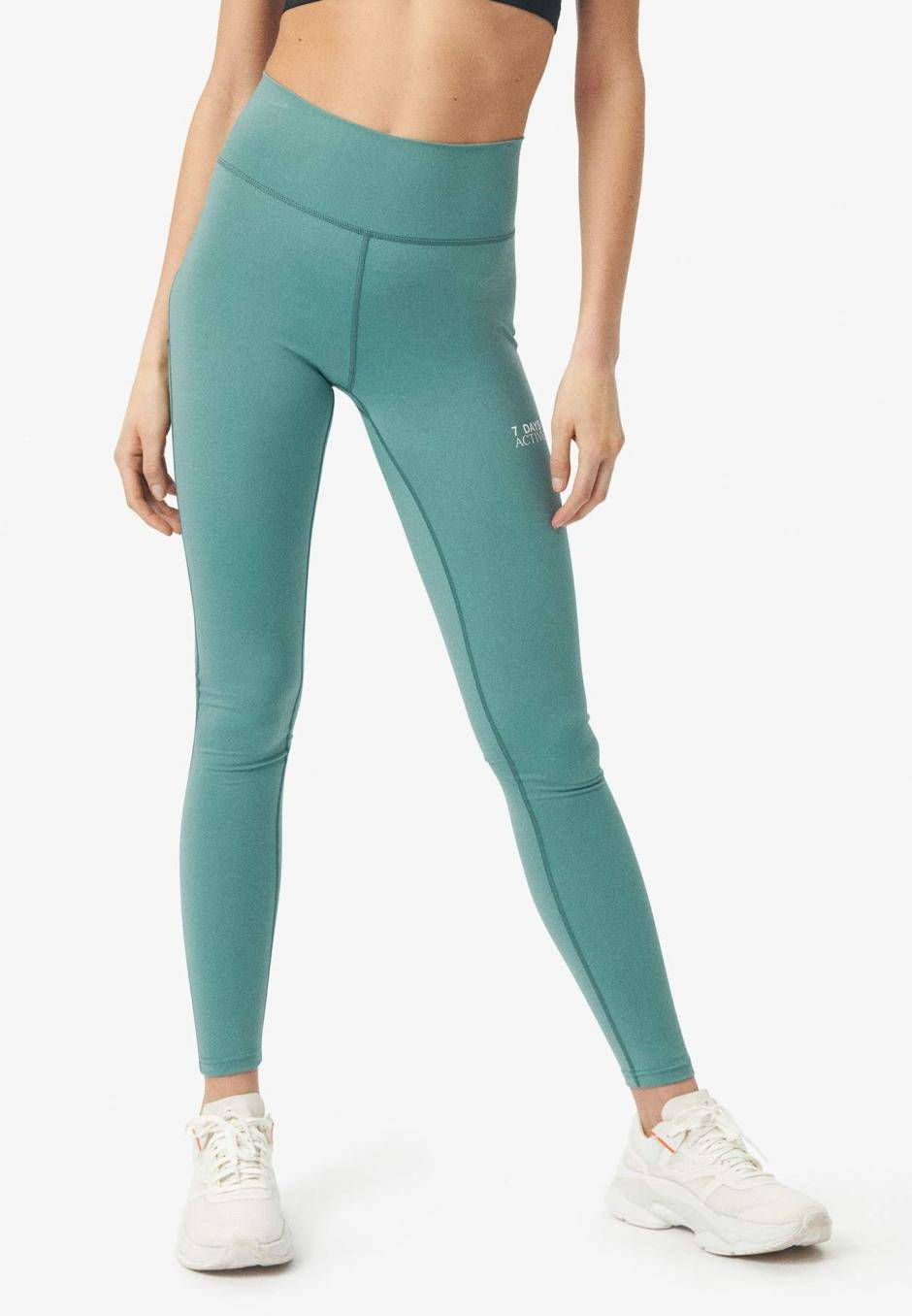 7 Days Active SV Tights Ocean Blue