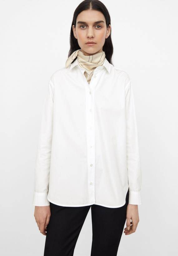 Totême Signature Cotton Shirt