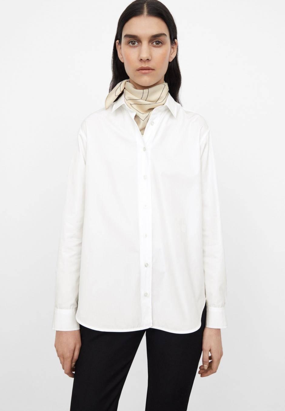 Totême Signature Cotton Shirt