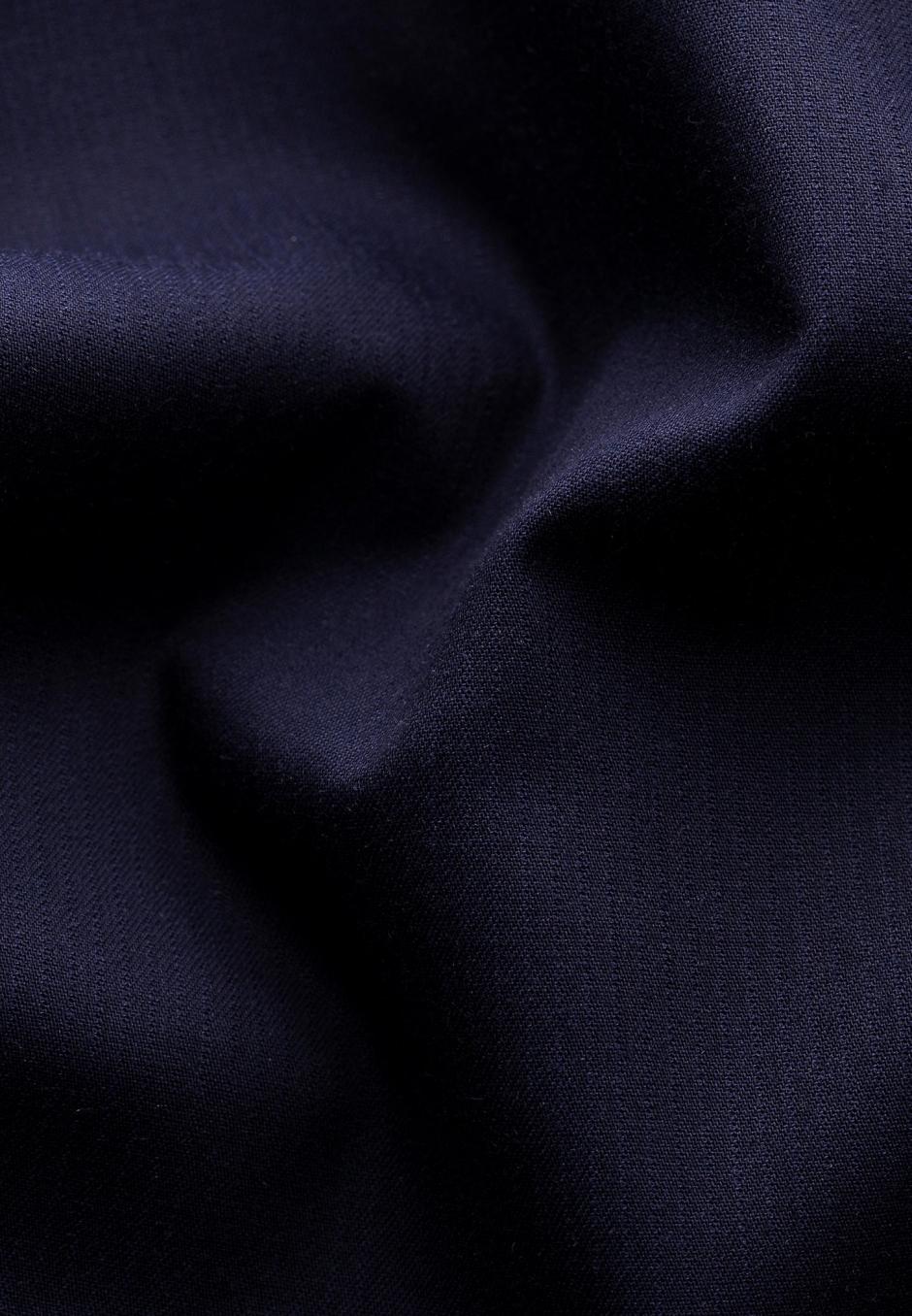 EDC by ESPRIT Messieurs bûcheron kentkragen manches longues Slim Fit Bleu S
