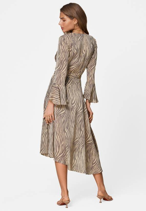 Adoore Riviera Dress Zebra