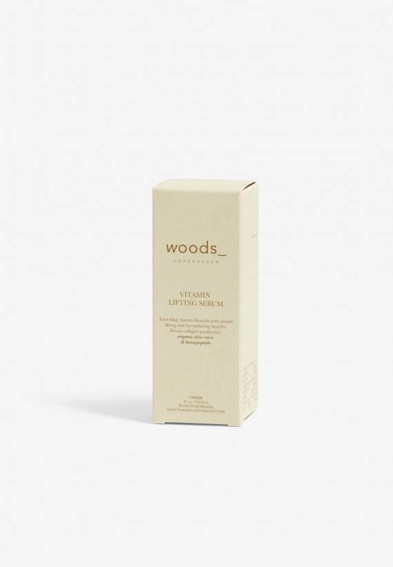 Woods Copenhagen Vitamin Lifting Serum