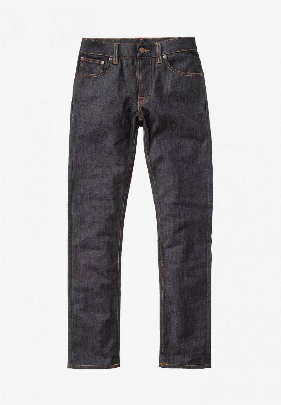 Nudie Jeans Grim Tim Dry Open navy