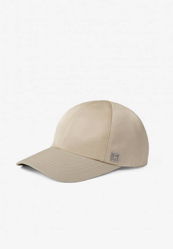 Totême Baseball Cap Light Concrete