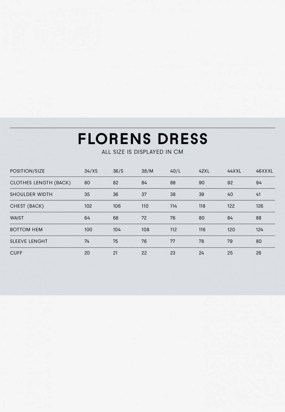 Adoore Florens Dress White