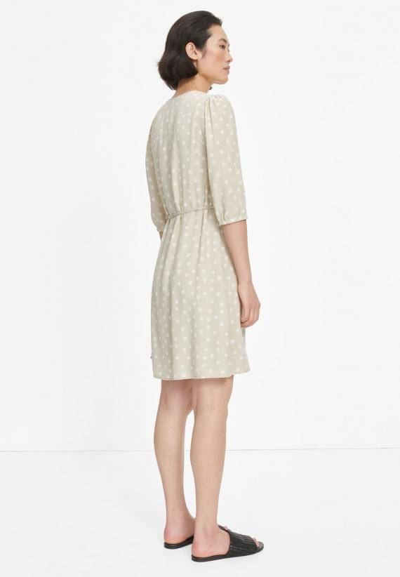 Samsøe Samsøe Britt ss Wrap Dress