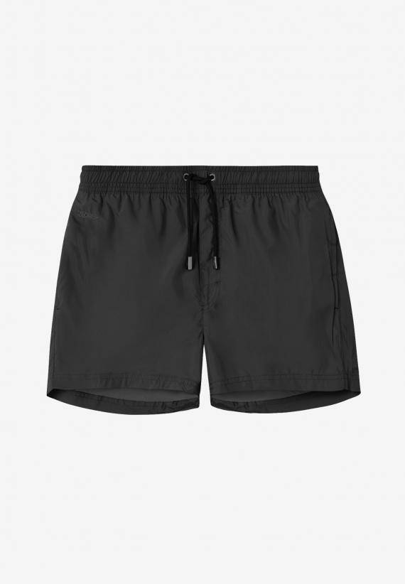 Nikben Plain Swimshorts Black