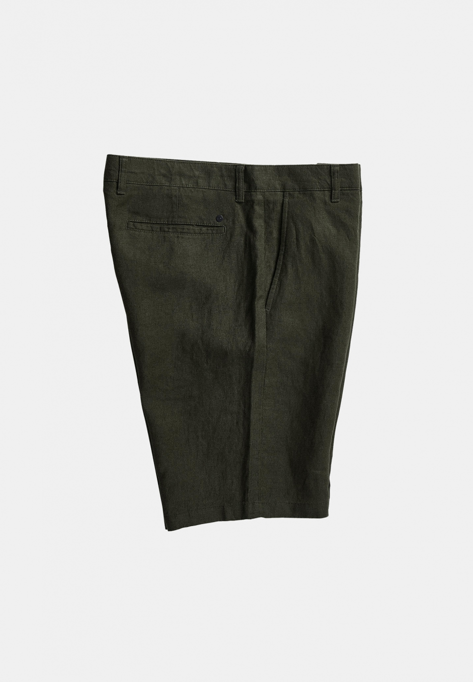 NN07 Crown 1196 Linen Shorts