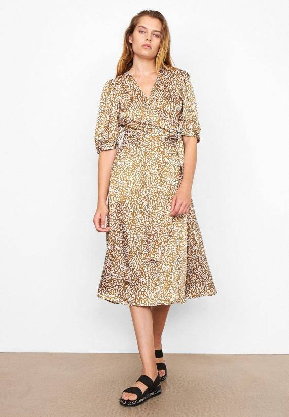 Second Female Granada Wrap Dress
