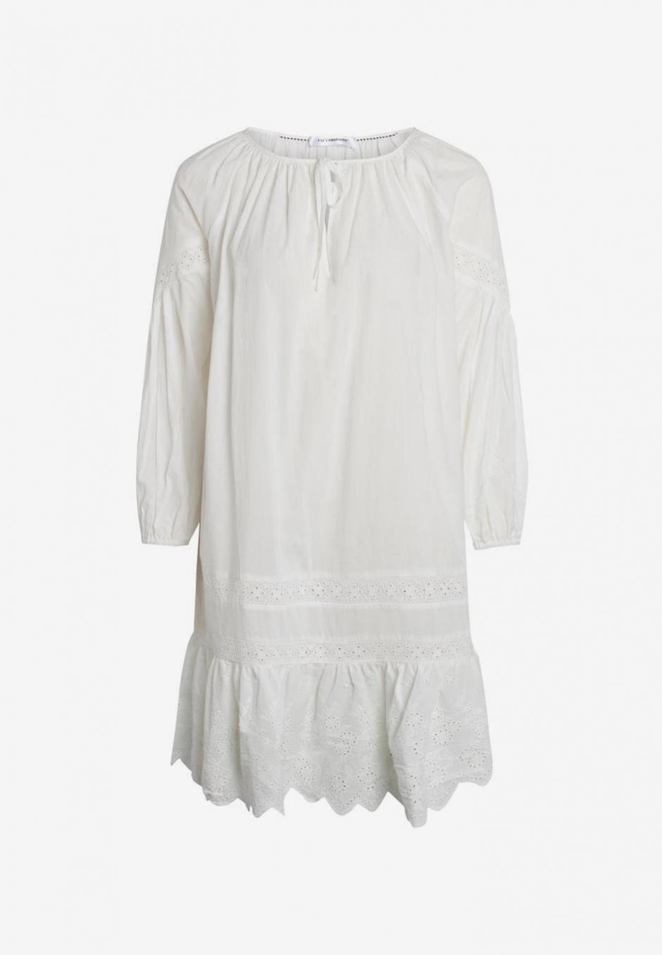 Co'couture Mara Anglaise Dress