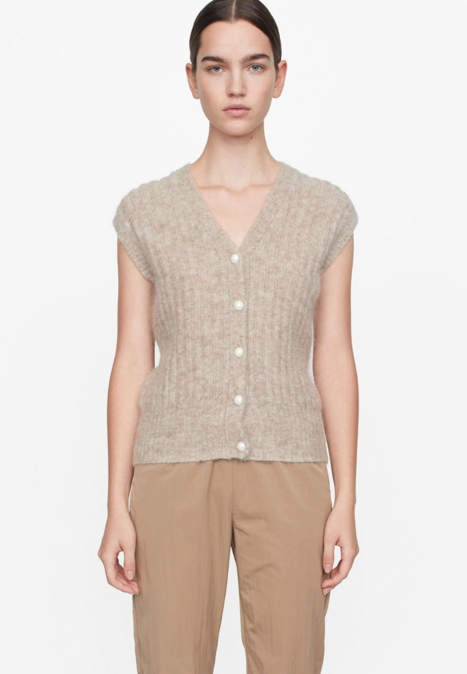 Just Female Lytt Knit Vest
