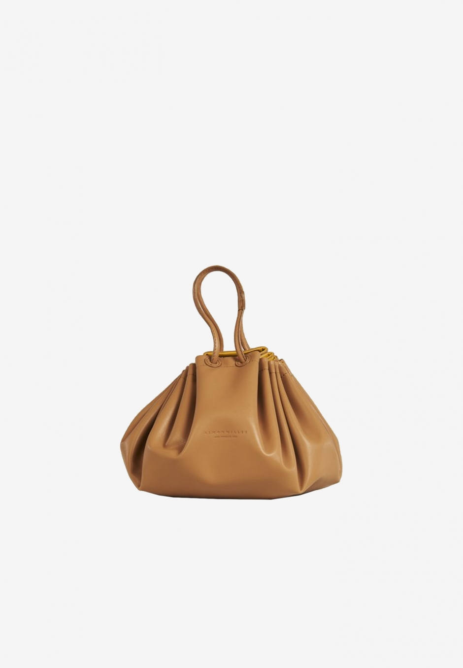 Simon Miller Vegan Scrunch Bag