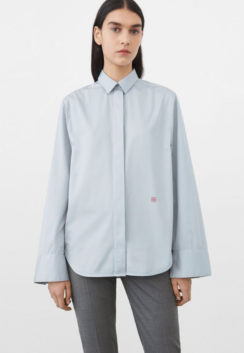 Totême Wide Sleeve Shirt