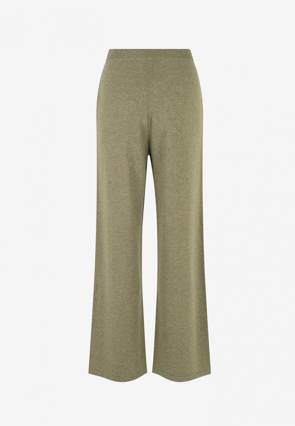 Samsøe Samsøe Amaris Straight Trousers