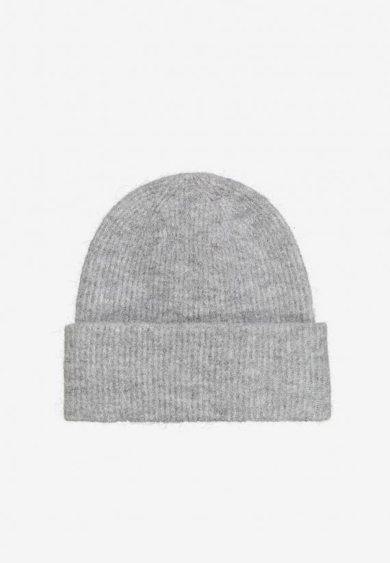 Samsøe Samsøe Nor Hat Grey Melange