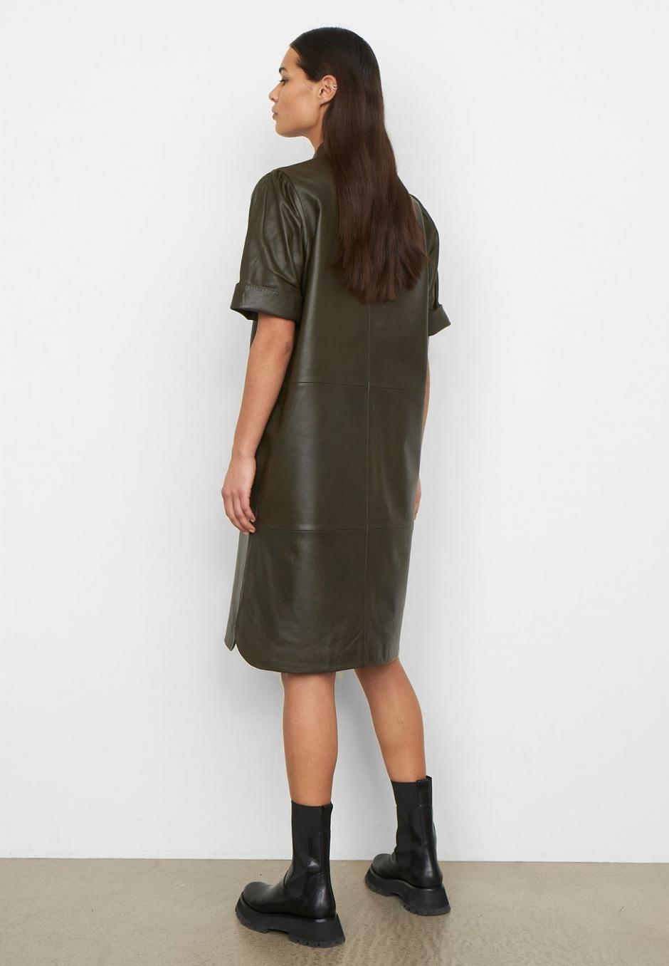 Second Female Indie Leather New Dress